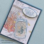 Magical Mermaid in a Jar of Love