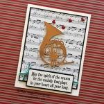 Musical Season French Horn