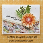 Painted Harvest Cover-Up Thanksgiving Card
