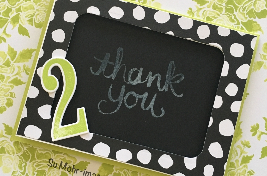 Chalkboard Gift Card Holder, Please Vote for Me!