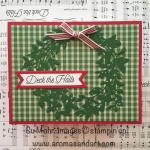 Christmas Laurel for Pals Gallery