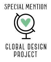 special mention - global design project
