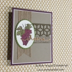Stampin' Blends Color Grapes from Tuscan Vineyard