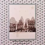 Hometown Greetings Holiday Card