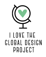 Global Design Project Love Badge