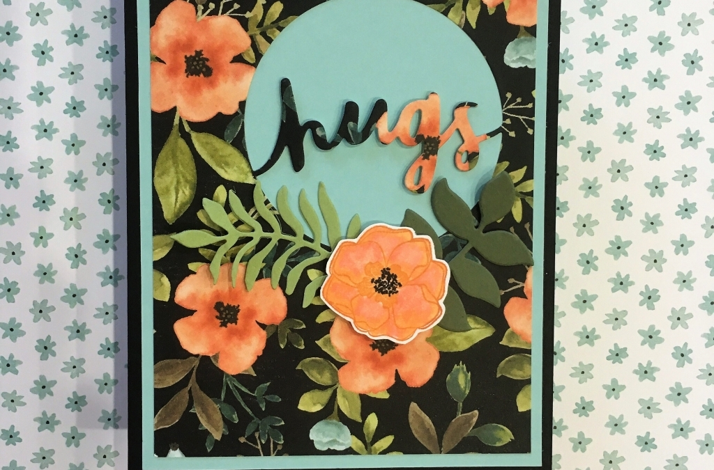 Stampin' Blends with Whole Lot of Lovely