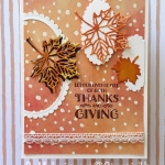 How To Make a 3-in-1 Thanksgiving Card