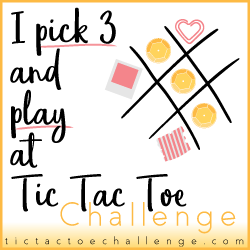 Tic Tac Toe Challenge Badge