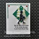 My Favorite Little Drummer Boy Christmas Card