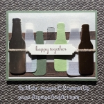 Occasions 2018 Stampin' Up! Bottles Bubble Over