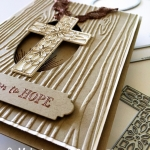 Hold on to Hope Jewelry Cross
