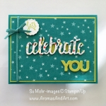 Stampin' Up! Occasions 2018 Celebrate You Birthday Card