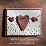 Valentine Love on a String