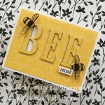 Punny Valentine Bee Mine