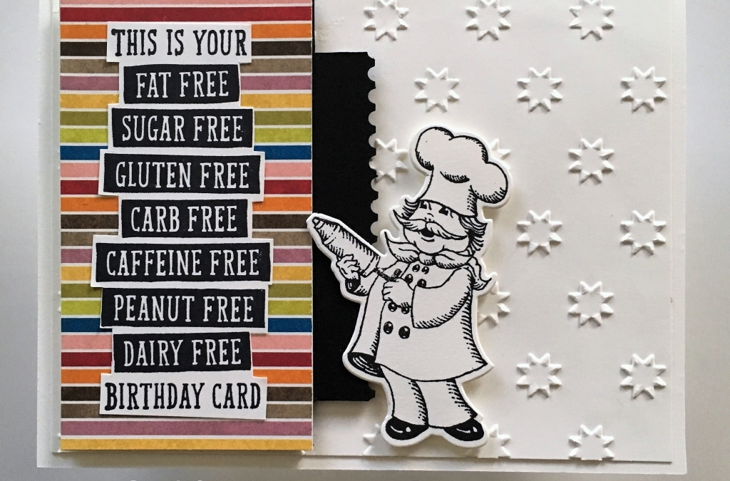 Stampin' Up! Birthday Wit For Cards