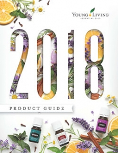 Young Living 2018 Product Guide