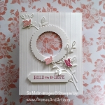 Sympathy Card-Hold on to Hope