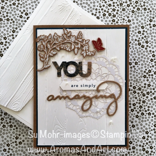 By Su Mohr for PP380; Click visit to go to my blog for details; Featuring: Amazing You, Celebrate You, Hold on to Hope, Cross of Hope, Pinewood Planks, Picture Perfect Birthday; #celebrateyou #pictureperfectbirthday #birthdaycards #stampinup #pp380