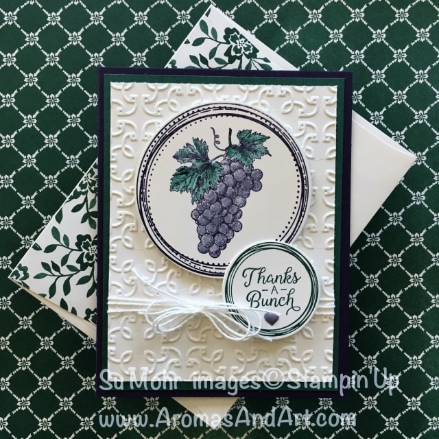 By Su Mohr for PP388; Click visit to go to my blog for details! Featuring: Tuscan Vineyard, Swirly Frames, Layering Circles, Beautiful Bouquet, Garden Trellis
