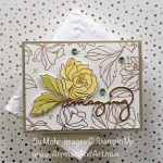 Springtime Foils Celebrate You Birthday Card