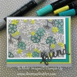 Coloring Delightfully Detailed Laser-Cut Specialty Paper