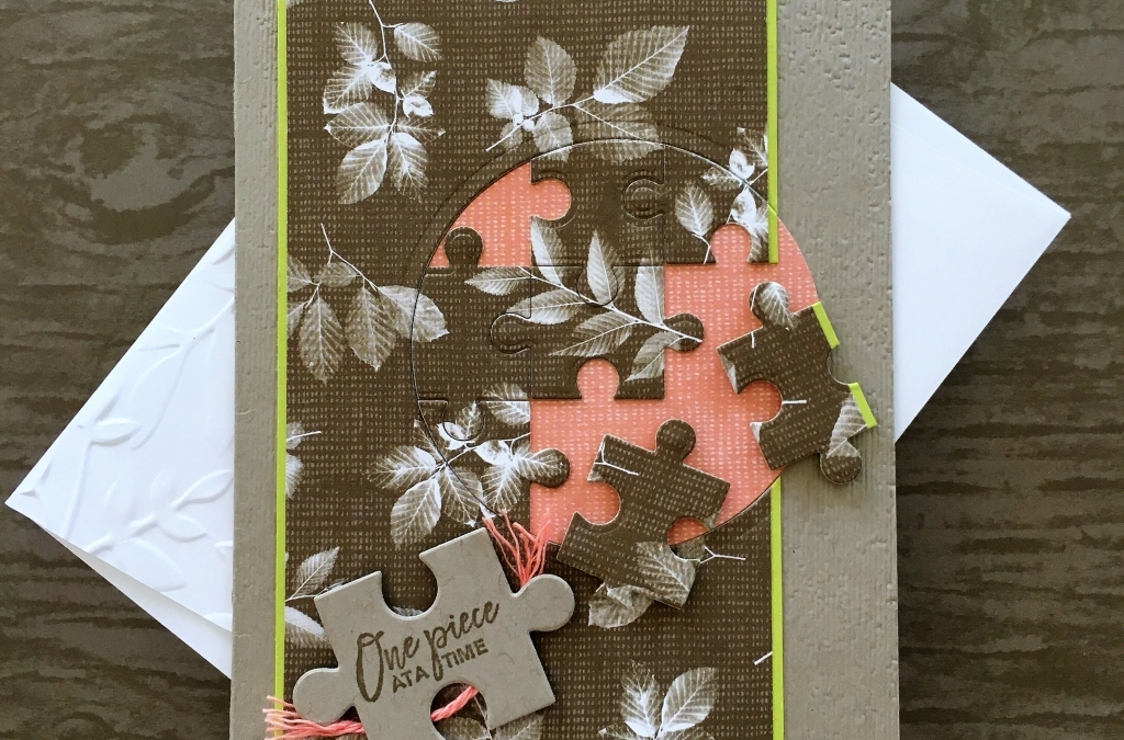 Jigsaw Puzzle Pieces Love You to Pieces