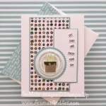 Blow Out the Candles Birthday Cake Card