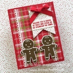 Gingerbread Cookie Cutter Christmas
