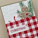 Gingerbread Cookie Cutter Christmas Box