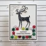 Dashing Deer Christmas Wishes