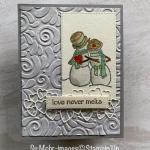 Spirited Snowmen for WWYS Design Team
