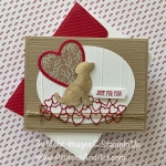 Happy Tails 3D Puppy for Valentine's Day
