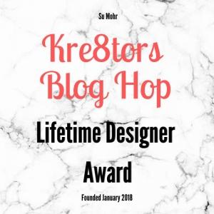 Kre8tors Lifetime Designer Award