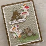 Toads and Toadstools for What Will You Stamp? Design Team