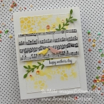 Pals April Blog Hop *Video & Step-by-Step Instruction*