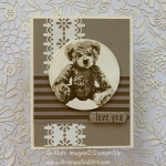 Baby Bear for Paper Players 439