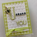 Bee-u-tiful YOU! and Stampin' Up's SALE!