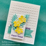 Tropical Friendship Card