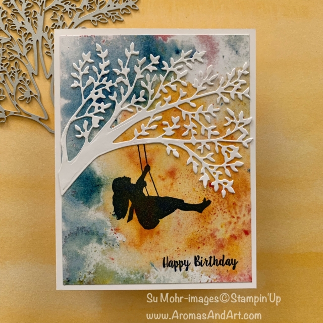 By Su Mohr as Guest Designer for Seize the Birthday; Click READ or VISIT to go to my blog for details! Featuring: Silhouette Scenes Stamp Set; Sweet Silhouettes Dies, See A Silhouette Designer Paper; #birthdaycards #seizethebirthday #partyguest #handmadecards #sunshine #cardswithsunshine #silhouettes #silhouettescenes #silhouettesoncards