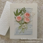 Floral Theme for the Kre8tors July Blog Hop
