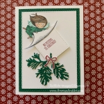 By Su Mohr for cts; Click READ or VISIT to go to my blog for details! Featuring: New Wonders Stamp Set, Wrapped In Plaid DSP, Beautiful Boughs Die Set, Itty Bitty Christmas Stamp Set, Stitched Rectangles Die Set; #christmascards #holidaycards #fairies #fairiesoncards ##newwonders #hostsets #hostesssets #wrappedinplaid #cardsketches #beautifulboughs #handmadecards #handcrafted #diy #cardmaking #holiday2019