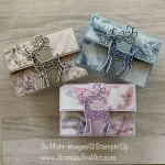 By Su Mohr for Kre8tors Blog Hop; Click READ or Visit to go to my blog for details! Featuring: gift card holders, Detailed Deer Dies, Dashing Deer Stamp Set, Stampin