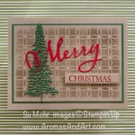 By Su Mohr for FMS; Majestic Mountains Dies, Shimmer Detailed DSP, Merry Christmas To All Stamp Set, Merry Christmas Dies; #stenciling #stenciltechnique #christmascards #majesticmountains #trees #christmastrees #treesoncards #handmadecards #handcrafted #diy #cardmaking