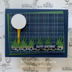 By Su Mohr for cts; Click READ or VISIT to go to my blog for details! Featuring: Country Club DSP, Golf Club Dies, Clubhouse Stamp Sety, Painted Labels Dies; #countryclub #golfclub #golf #golfoncards #clubhouse #birthdaycards #masculinecards #masculinebirthday #2020minicatalog #stampinup#handmadecards #handcrafted #diy #cardmaking