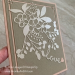 By Su Mohr; Click READ or VISIT to go to my blog for details! Featuring: Shimmer Detailed Laser-Cut Designer Specialty paper, Well Written Dies, Lasting Elegance Dies; #laser-cutpaper #shimmerpaper #lastingelegance #wellwritten #love #valentines #anniversarycards #weddingcards #handmadecards #handcrafted #diy #cardmaking