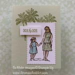 By Su Mohr for Paper Players; Click READ or VISIT to go to my blog for details! Featuring: Beautiful Moments Stamp Set, Timeless Tropical Stamp Set, Tropical Oasis DSP, Stitched So Sweetly Dies, Beautiful Bouquet Stamp Set; #beautifulmoments #tropical #2020catalog #mothersdaycards #paperpiecing #cardtechniques #handmadecards #cardmaking
