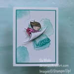 By Su Mohr for Paper Players and Fab Fri; Click READ orVISIT to go to my blog for details! Featuring: New Wonders Stamp Set, Painted Poppies Stamp Set, Well Written Dies, aqua painter; #newwonders #fairies #fairiesoncards #loveisintheair #valentines #valentinecards #cardtechniques #techniques #stampingtechniques #handmadecards #handcrafted #diy #cardmaking. #cardchallenges