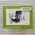 By Su Mohr for Sisterhood of Crafters design Team; Click READ or VISIT to go to my blog for details! Featuring: Dino Days Stamp Set, Dino Dies, Hand-lettered Prose Dies, Well Said Stamp Set, Special Day Dies; #kidcards #cardsforkids #cardsforchildren #dinodays #dinodies #handletteredprosedies #handmadecards #handcrafted #diy #cardmaking #papercrafting #dinosaurs #dinosaursoncards
