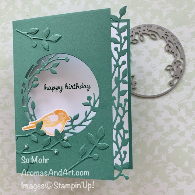 By Su Mohr; Click READ or VISIT to go to my blog for details! Featuring: Birds & Branches Bundle, Birds & Branches Stamp Set, Birds & More Dies; #2020-2021 #stampinup #sneakpeeks #birds #birdsoncards #handmadecards #handcrafted #diy #cardmaking #papercrafting